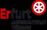 Logo Landeshauptstadt Erfurt