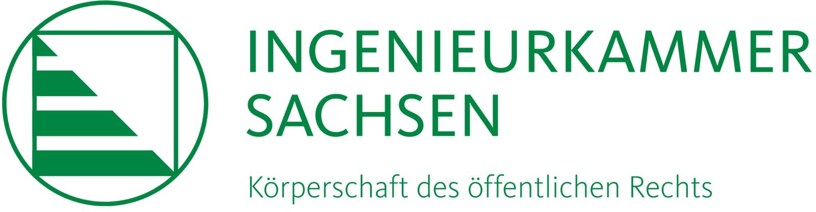 Logo der Ingenieurkammer Sachsen