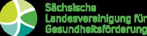 Logo Saechsische Landesvereinigung Gesundheitsfoerderung