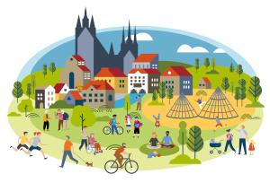 Logo des Gesundheitsamtes der Stadt Erfurt