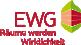 Logo der Eisenbahner-Wohnungsbaugenossenschaft Dresden eG (EWG)