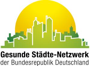 Logo des Gesunde-Städt-Netzwerkes